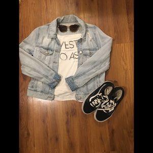 Jackets & Blazers - Refuge Jean jacket